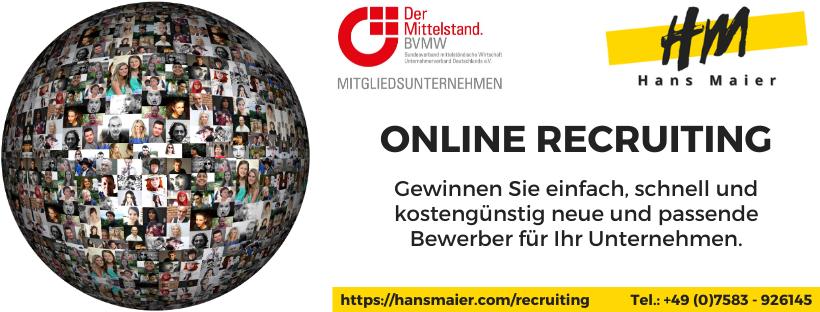 Online-Recruiting